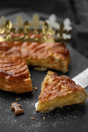galette des rois francia