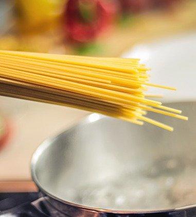 cottura pasta