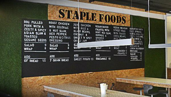 staple foods