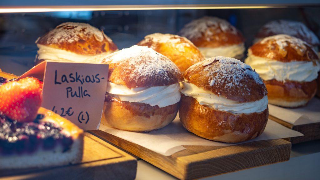 shrove buns