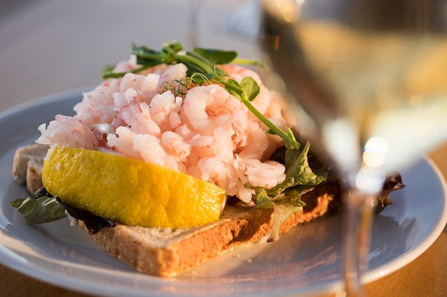 panino pesce Helsinki