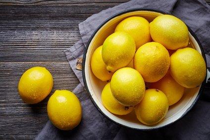 acqua e limone benefici