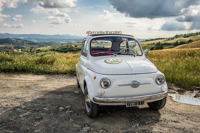 Val d'Orcia e Toscana