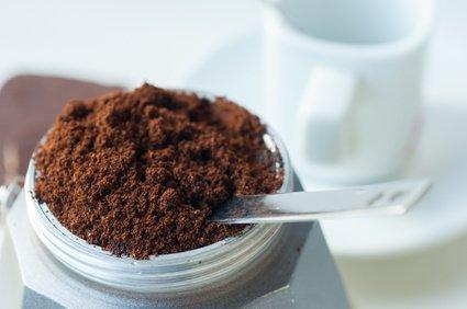 Italian coffee making