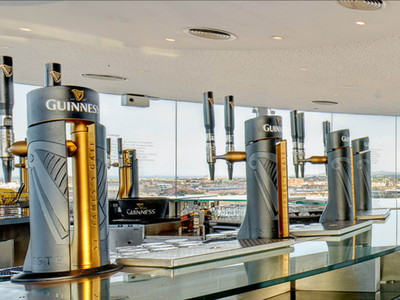 gravity bar Guinness