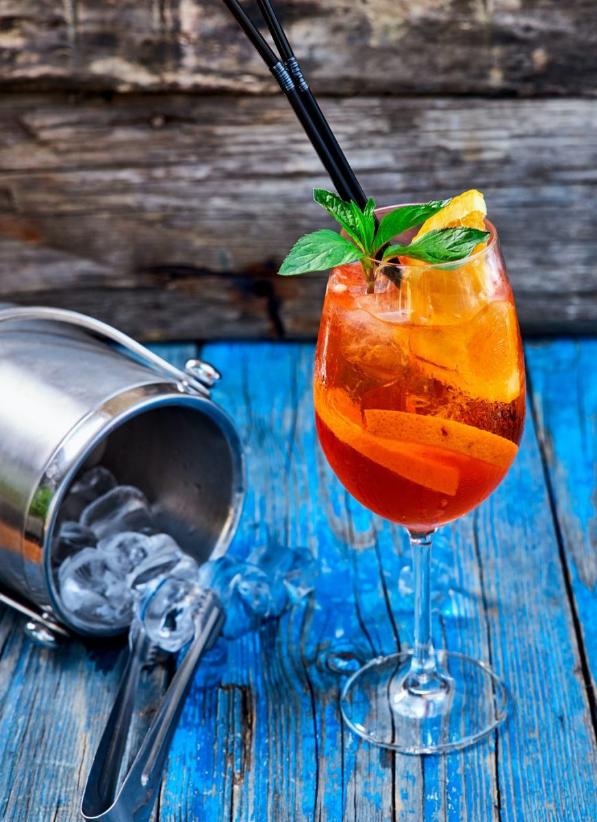 Aperol Spritz Recipe How To Make An Original Italian Spritz