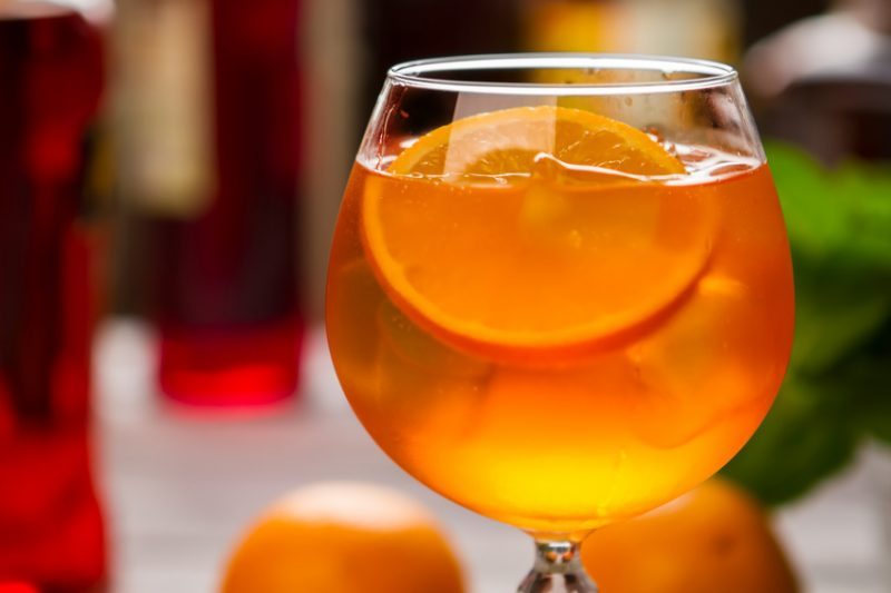 Superb Aperol Spritz
