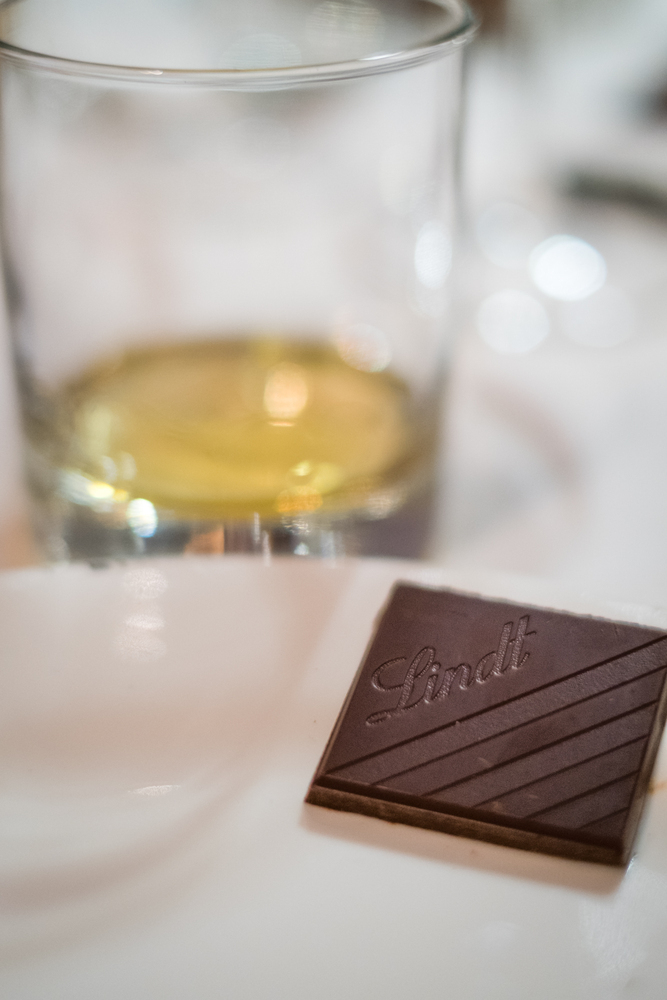 Pairing Chocolate and Alcohol