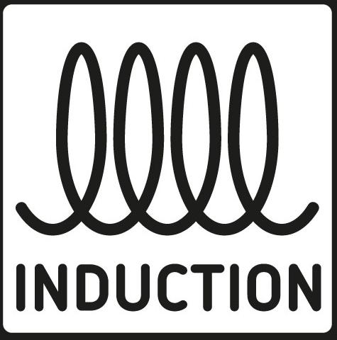 simbolo cottura induzione