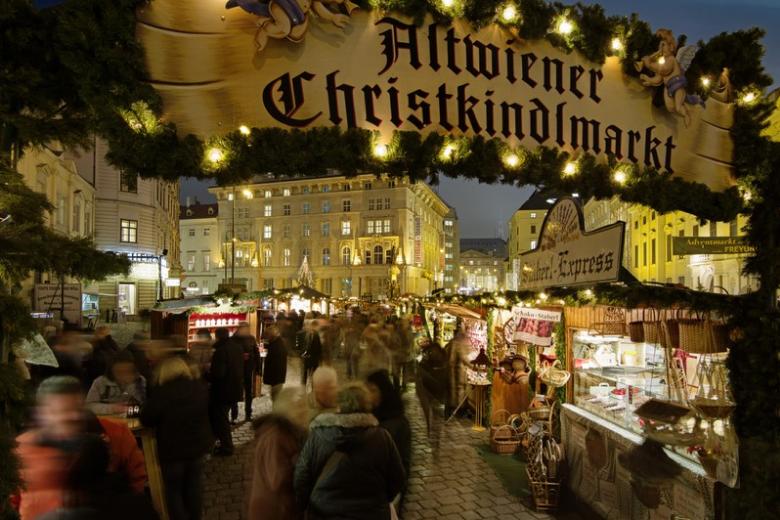markets vienna