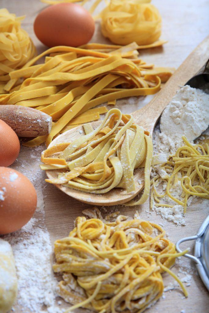 Pasta fresca fatta in casa senza glutine