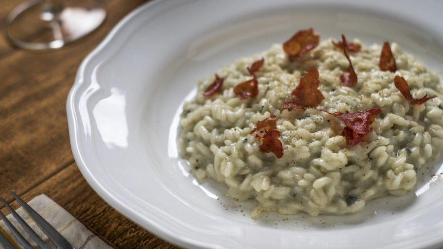 risotto bresaola ricetta
