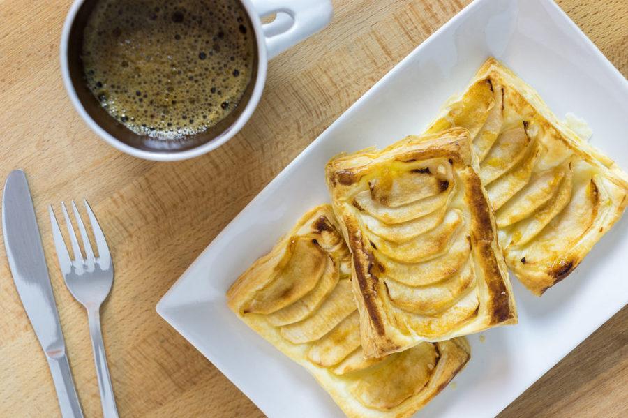 sfogliatine mele ricetta