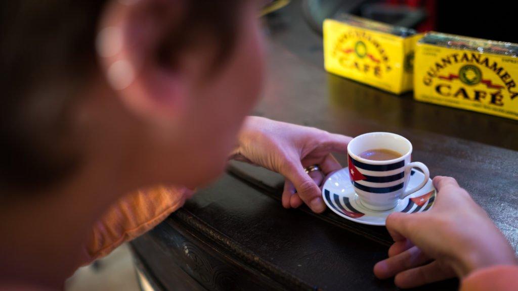 caffè cubano