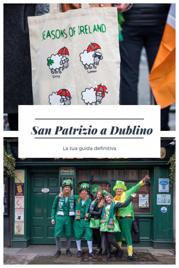 San Patrizio a Dublino