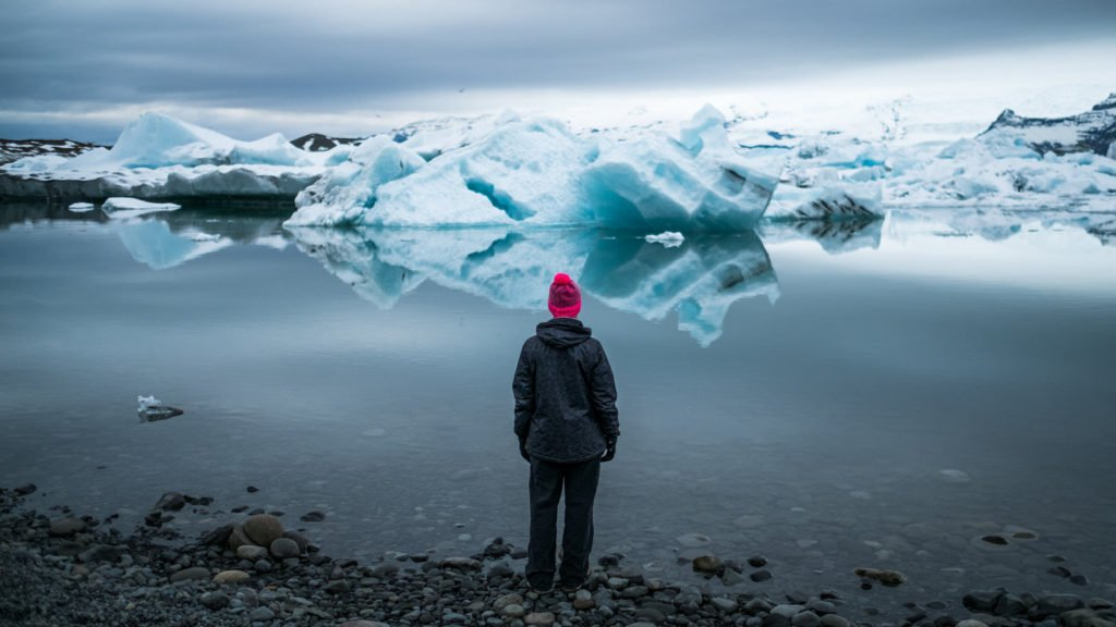 laguna ghiaccio