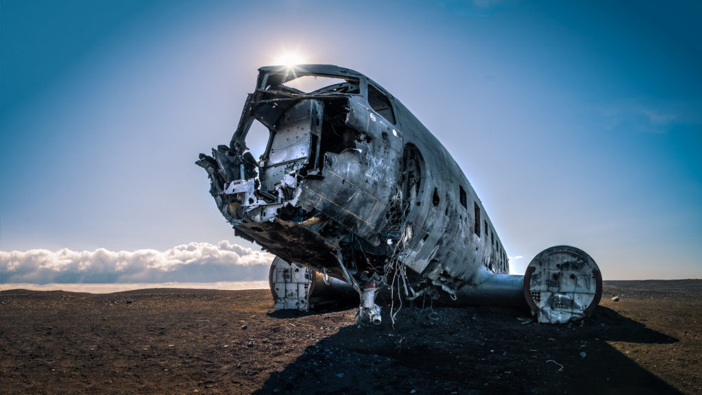 aereo Islanda
