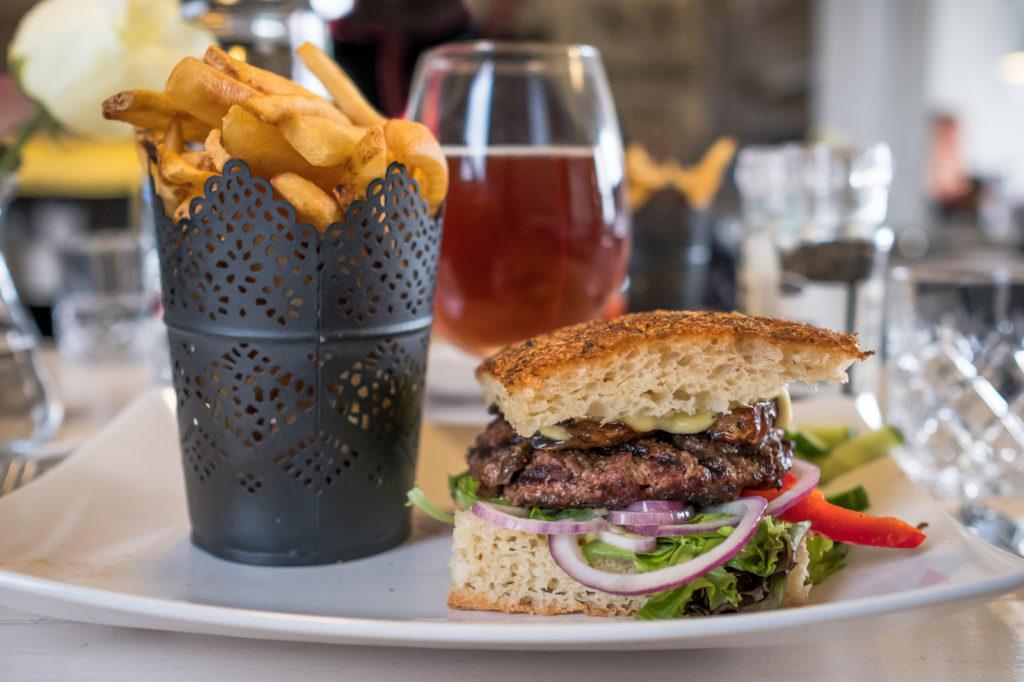 burger islanda