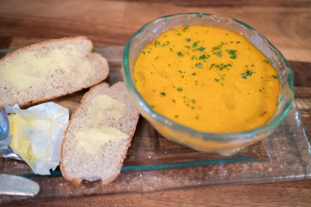 zuppa aragosta