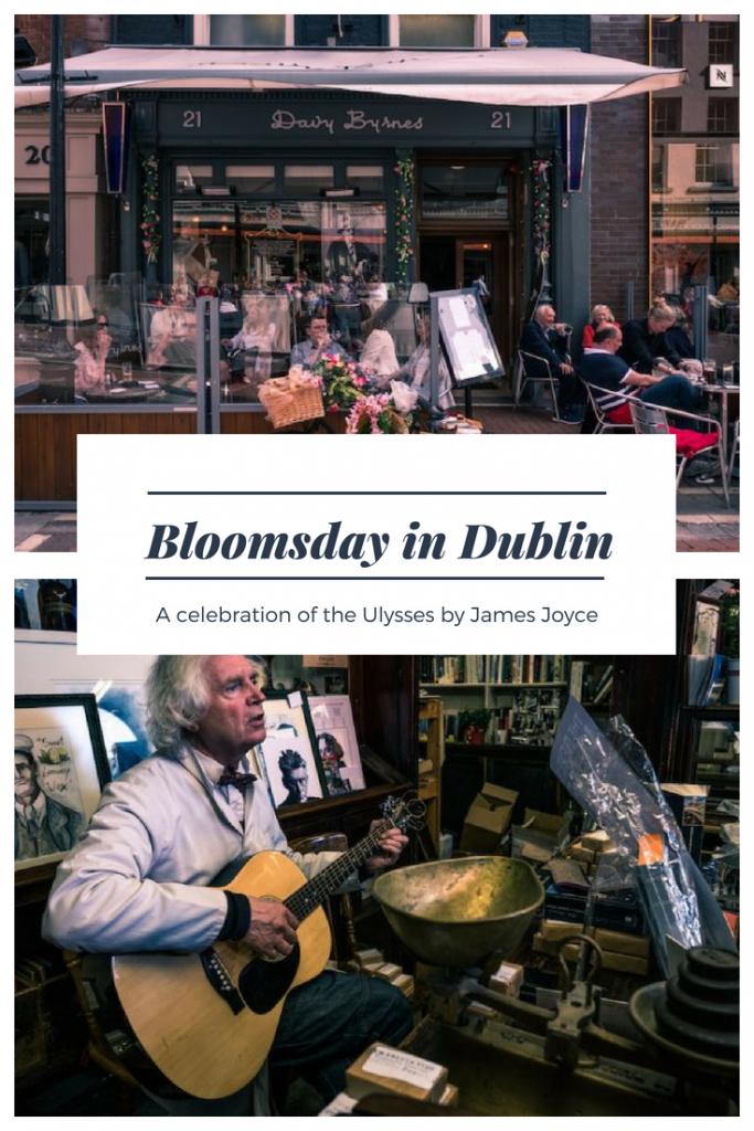 Dublin Bloomsday