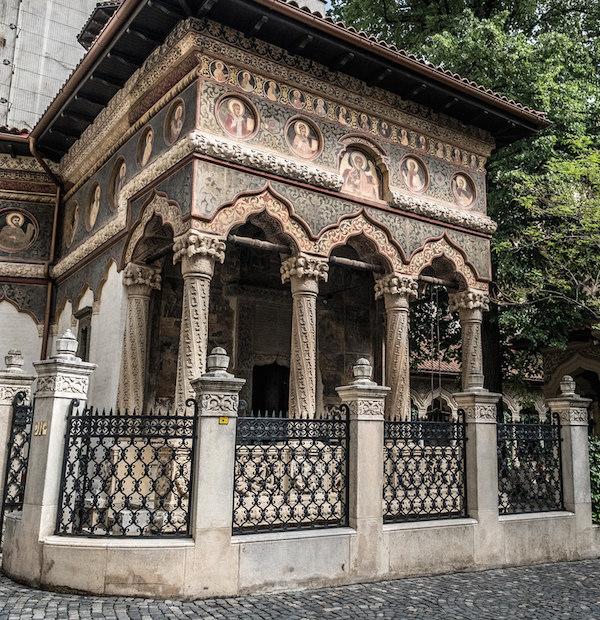 Bucharest Guida