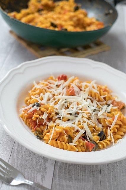 pasta in padella ricetta