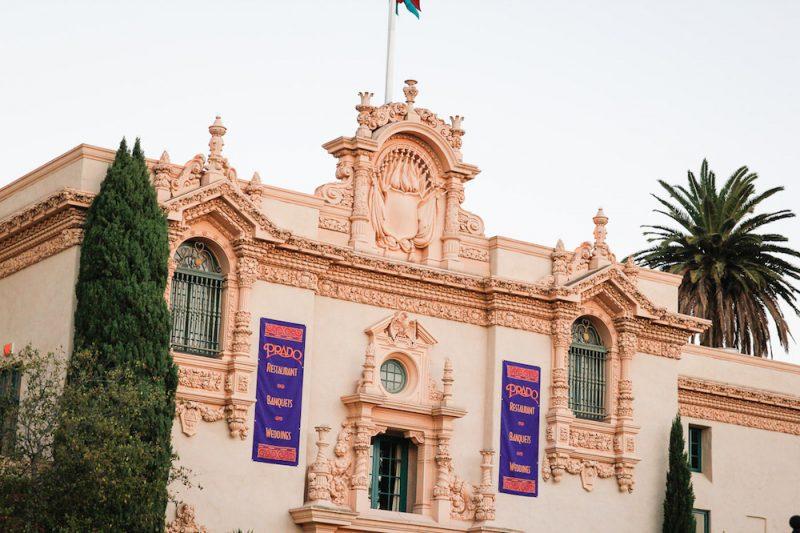 The Prado San Diego