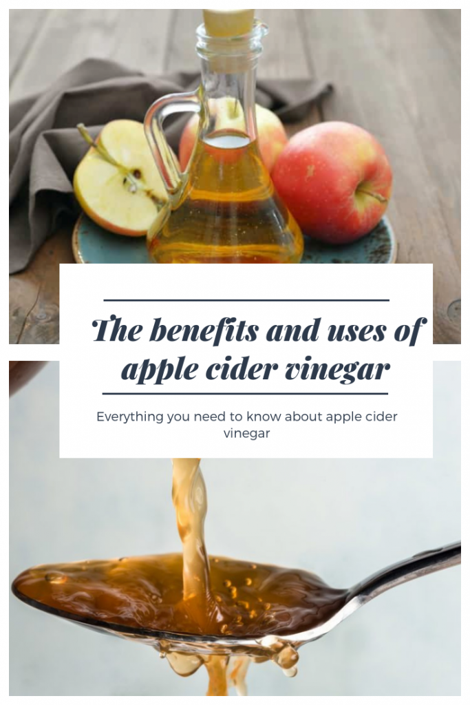 benefits uses apple vinegar cider