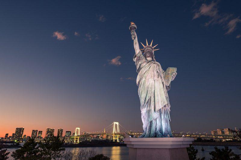 tokyo liberty