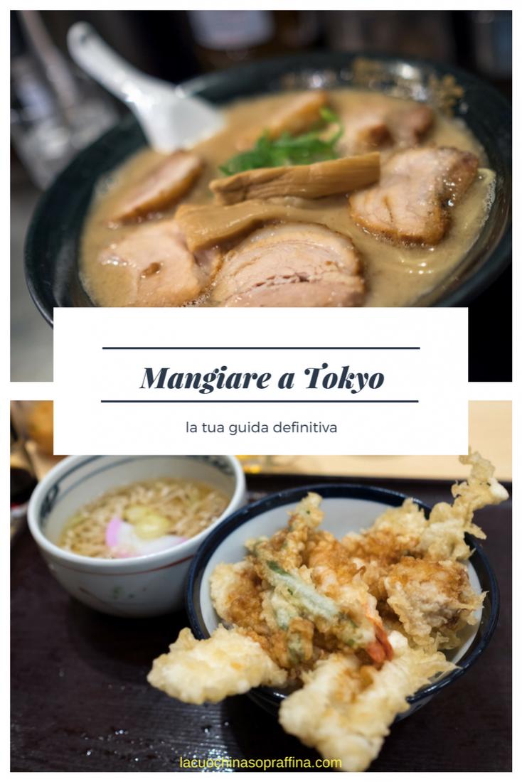 mangiare a tokyo