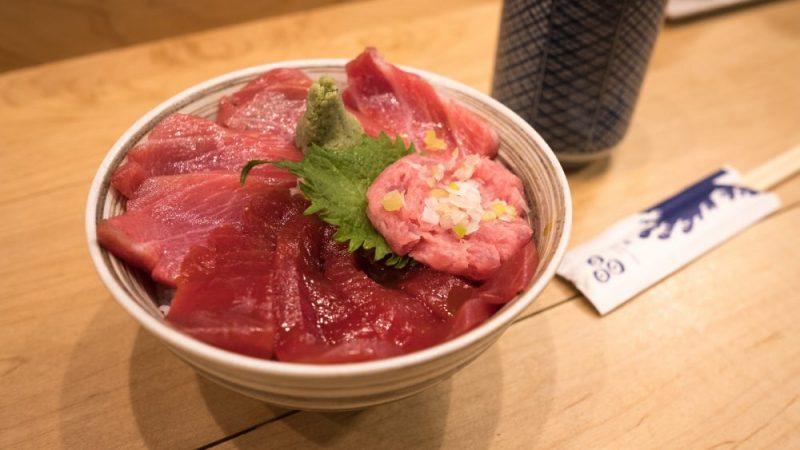 sashimi tokyo