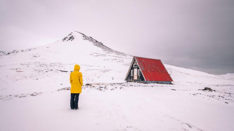 Islanda Inverno