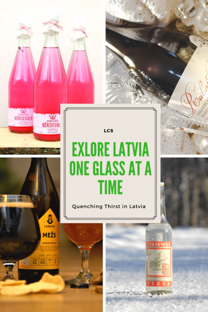 Latvia Drink Guide