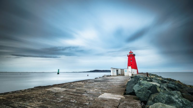 poolbeg lighthouse dublin