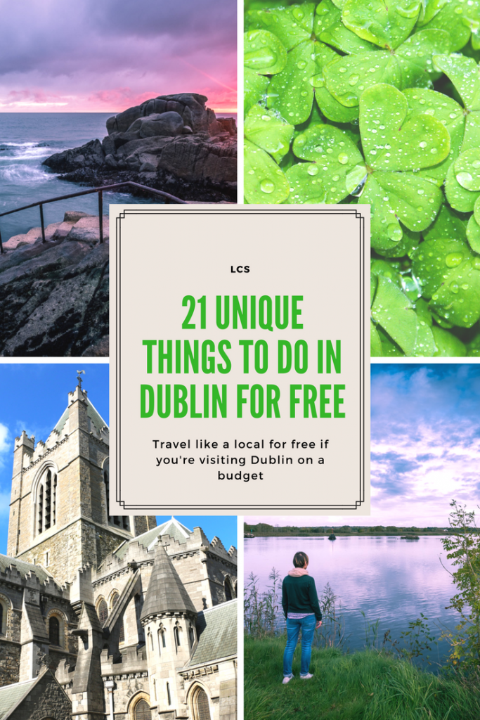 things to do in dublin for free