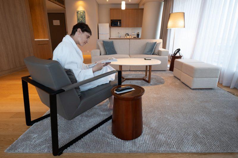 hyatt incheon hotel