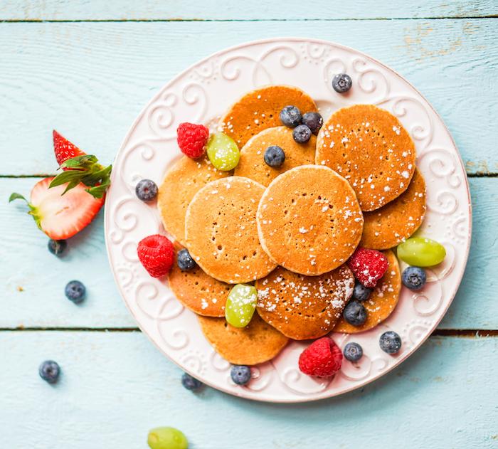 Ricetta pancakes proteici