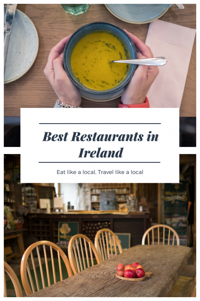 Best Restaurants in Ireland