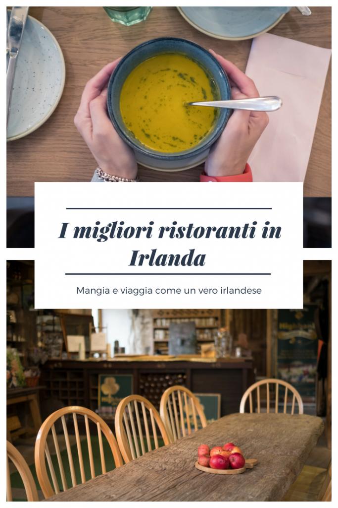 I migliori ristoranti in Irlanda dove mangiare come un irlandese