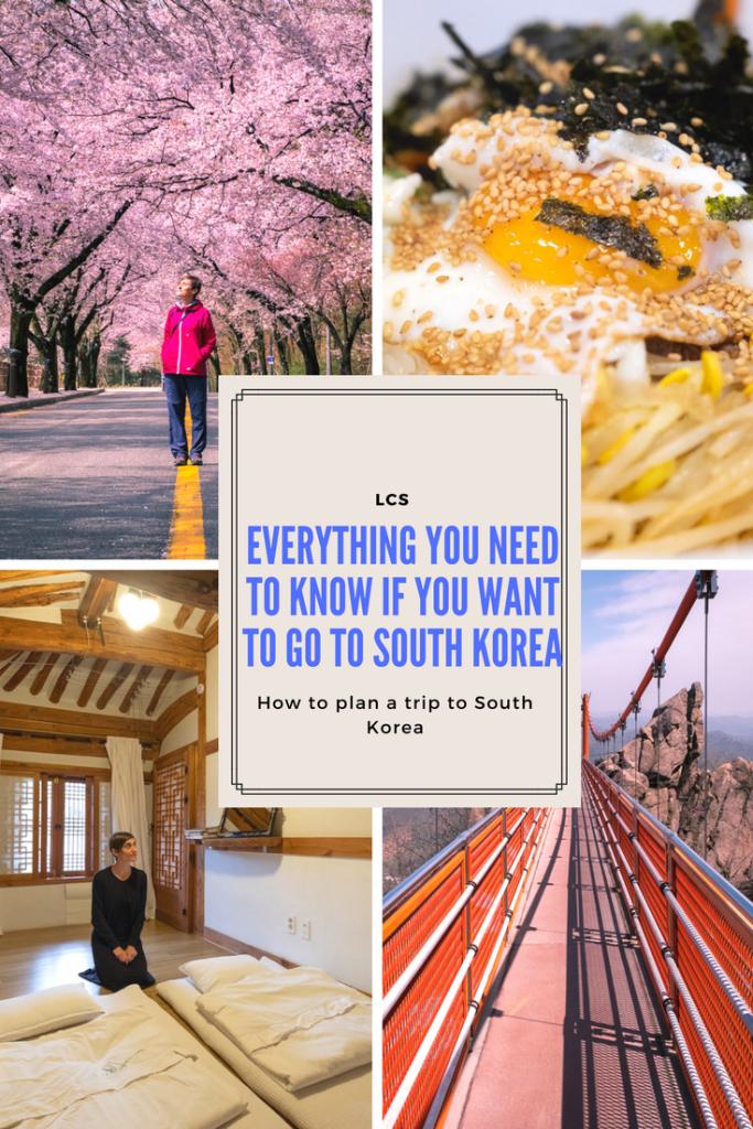 South Korea Trip Guide