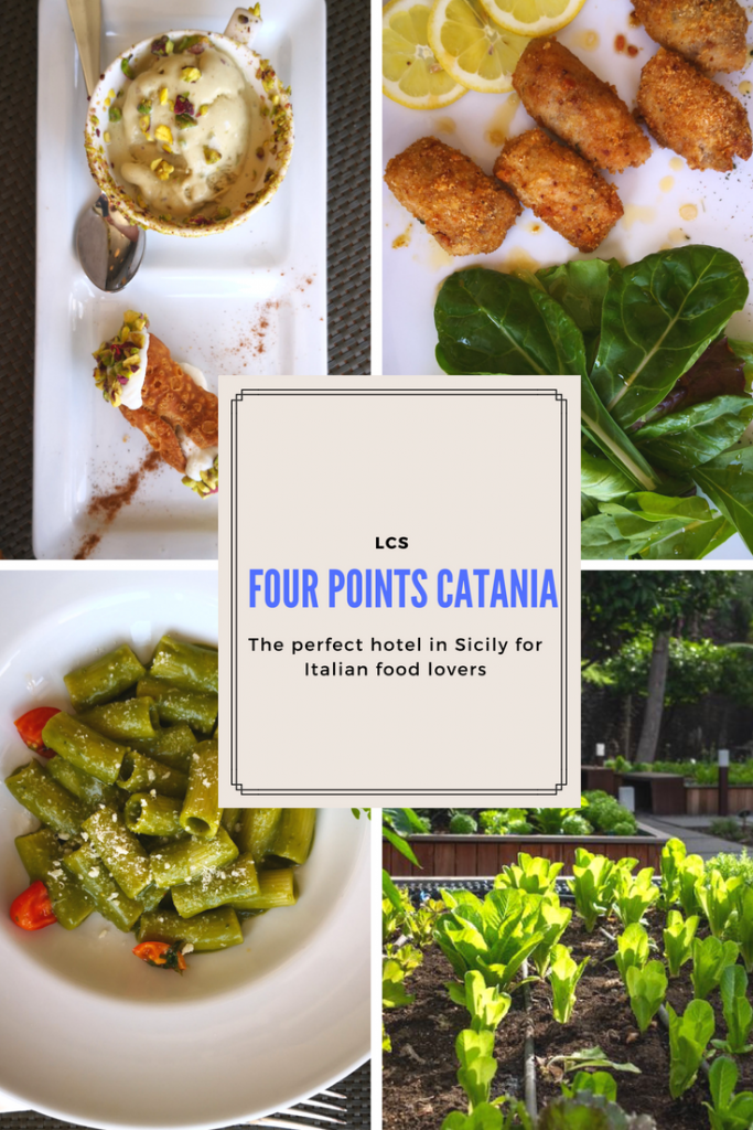 Four Points Catania Sicily