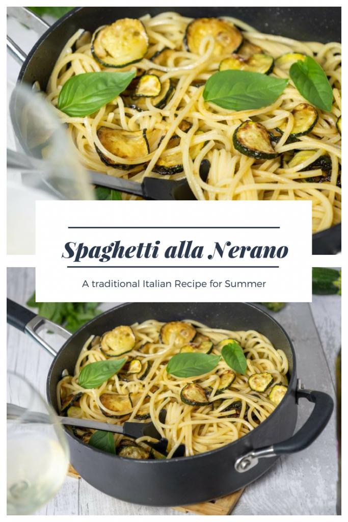 Spaghetti Nerano Recipe