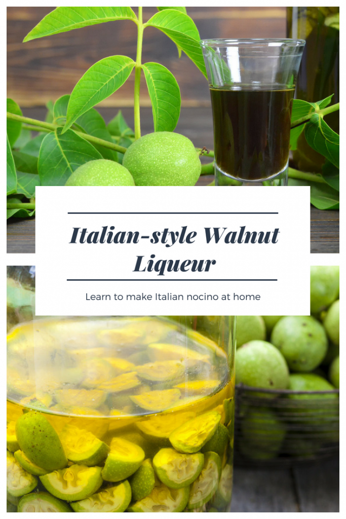 Walnut Liqueur Recipe
