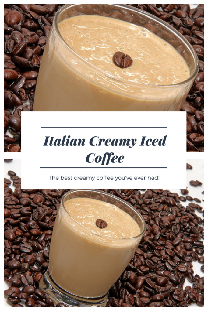 the best creamy coffee you've ever had