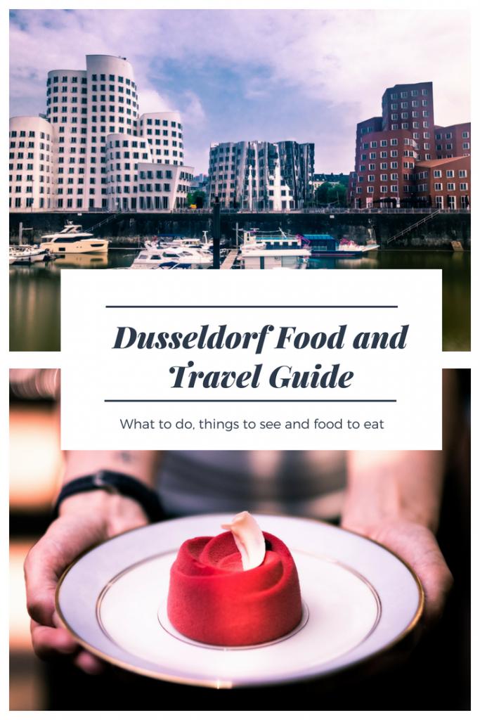 Düsseldorf Food and Travel Guide