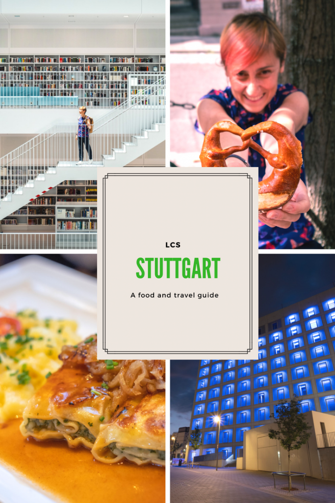 Stuttgart Food Travel Guide