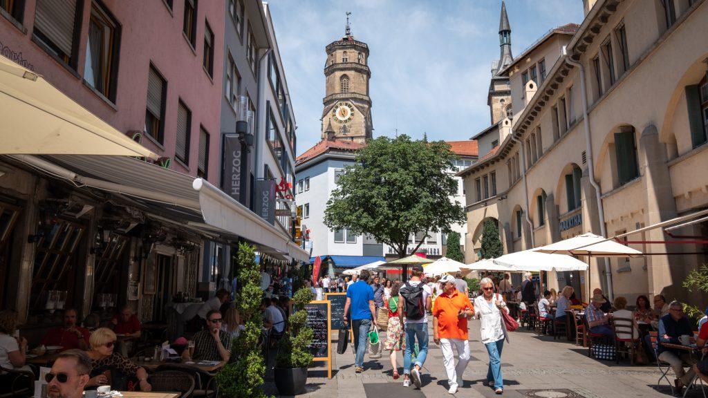 Stuttgart Market Square