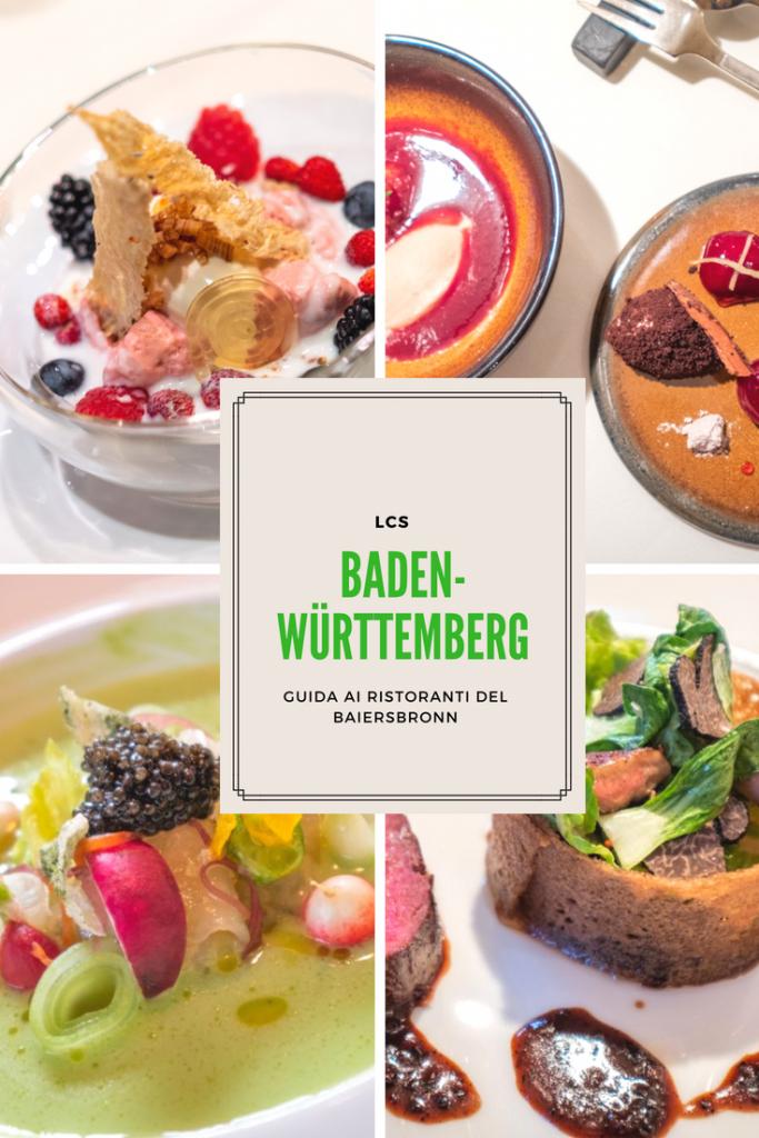 guida ai ristoranti del Baiersbronn
