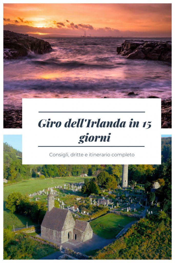 Irlanda in 15 giorni