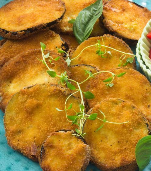 Melanzane fritte ricetta